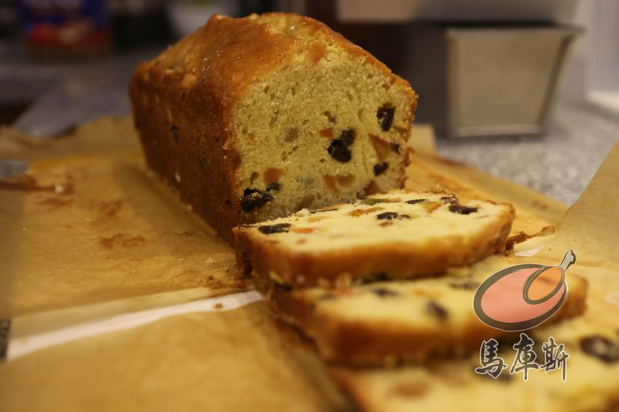 烘焙知识 - 磅蛋糕及水果蛋糕