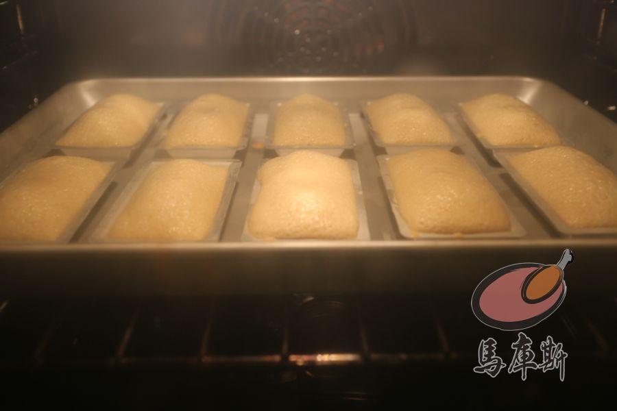 我做烘焙 -  金砖蛋糕(費南雪)