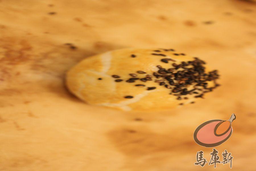 我做烘焙 - 麻糬紅豆餡蛋黃酥